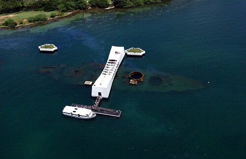 Pearl Harbor Facts Pearl Harbor Memorial