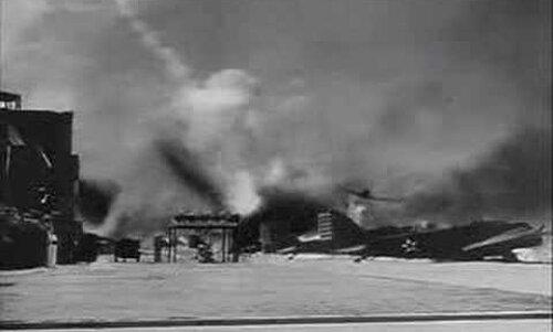 Pearl Harbor Facts: Aircraft Crash