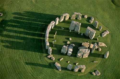 Stonehengefacts: Stonehenge construction