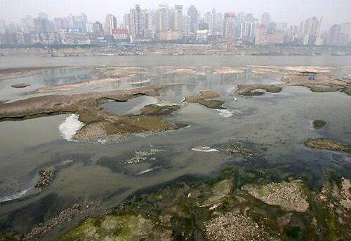 Water pollution facts: 10 most polluted rivers in Canada