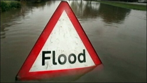 Flood facts: Flood Sign