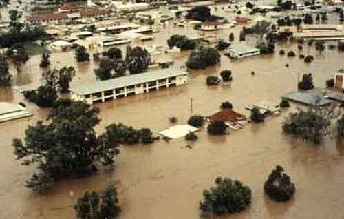 Flood facts: heavy flood