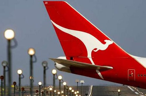 Kangaroo facts: Qantas