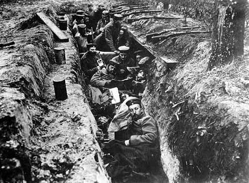 WW 1 facts: French Troops