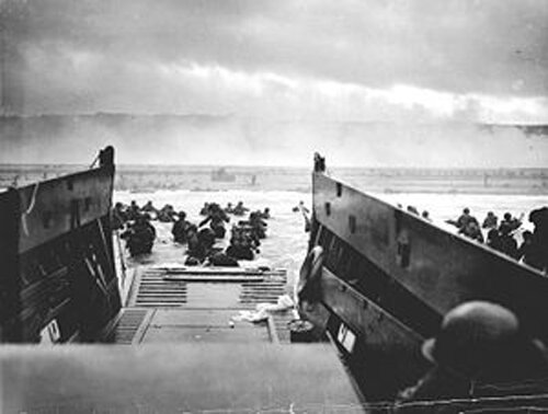 D Day facts: Normandy