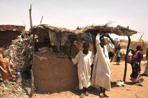 Darfur genocide facts: Darfur Camp