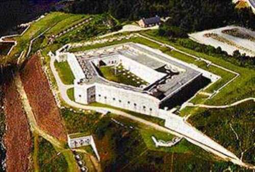 Kentucky facts: Fort Knox