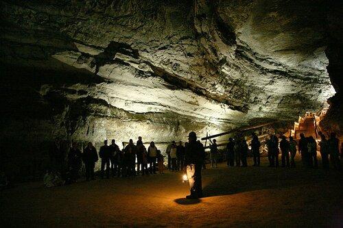 Kentucky facts: Mammoth Cave