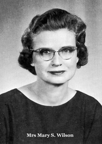 Kentucky facts: Mary S. Wilson
