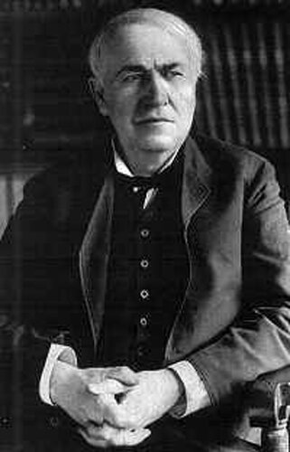 Kentucky facts: Thomas Edison