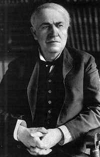 Kentucky facts: Thomas Edison