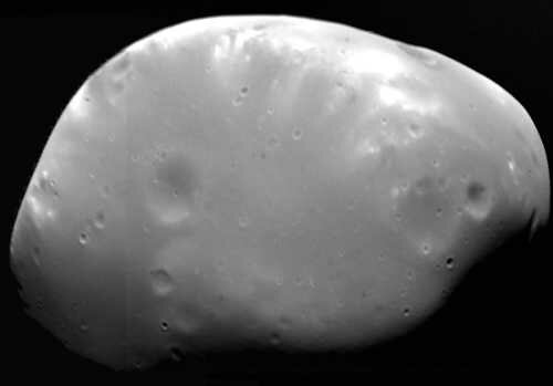 Mars facts: Deimos