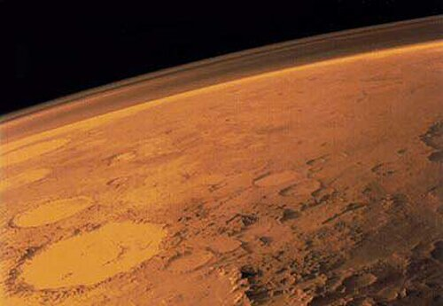 Mars facts: Mars atmosphere
