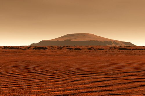 Mars facts: Olympus Mons