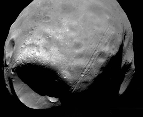 Mars facts: Phobos