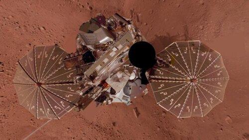 Mars facts: Phoenix Mars lander