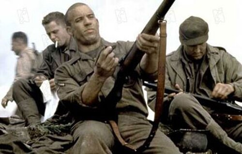 Vin Diesel facts: Saving Private Ryan