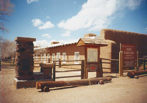 Colorado facts: Fort Garland