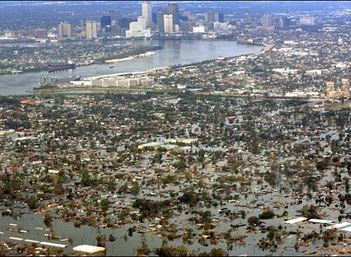 Hurricane Katrina facts: Awful condition
