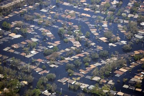Hurricane Katrina facts: Flooding