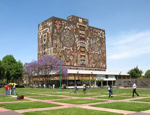 Mexico facts: National University of Mexico