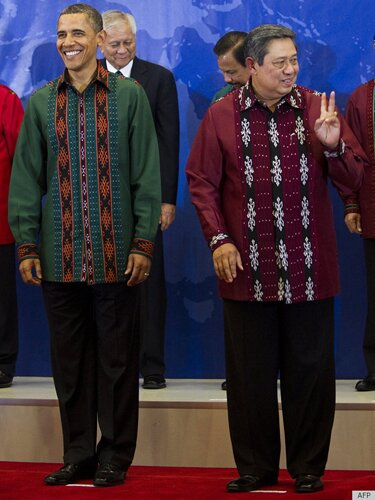 Obama facts: Obama in Indonesia