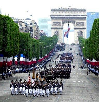 Paris facts: bastille day