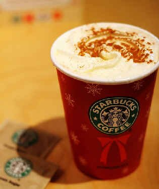 Starbucks facts: Latte