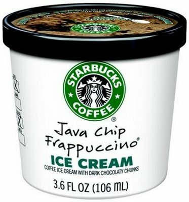 Starbucks facts: Starbucks Java Chip Frappuccino