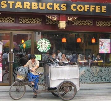 Starbucks facts: Starbucks in Shanghai