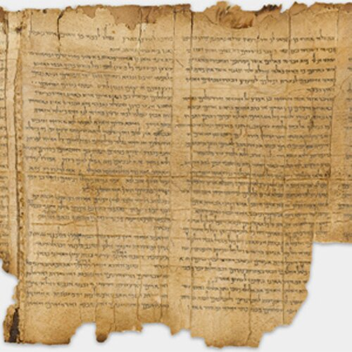 Facts about copper: dead sea scrolls