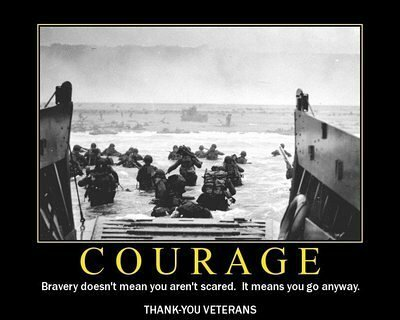 Facts about veteran day: courage