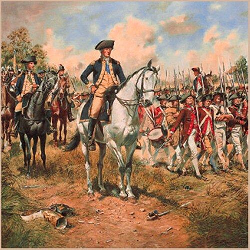 George Washington facts: Revolution