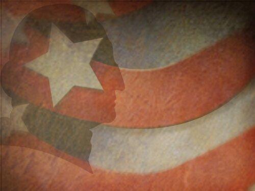 George Washington facts: washington flag