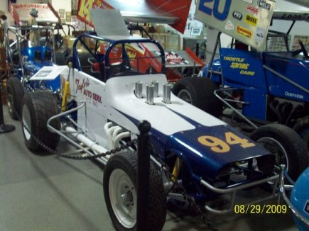 Iowa facts: Knoxville's National Sprint Car Hall of Fame and Museum