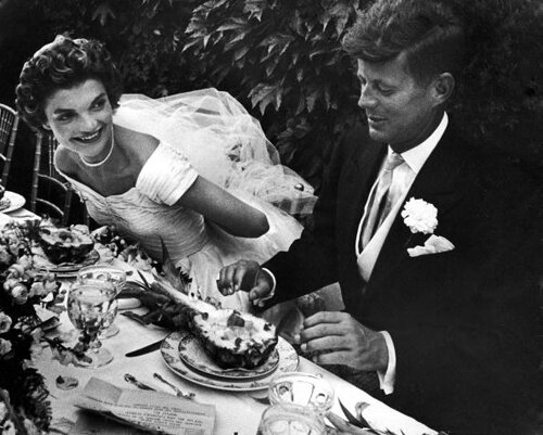 John F Kennedy facts: JFK Wedding
