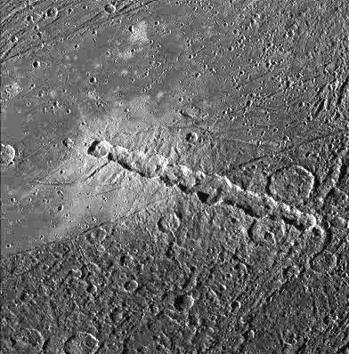 Jupiter facts: Ganymede