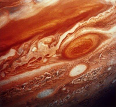Jupiter facts: Great Red Spot