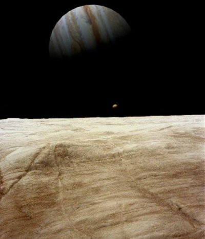 Jupiter facts: Jupiter Surface