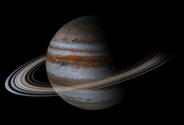 Jupiter facts: rings