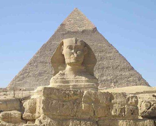 Pyramid facts: giza pyramid