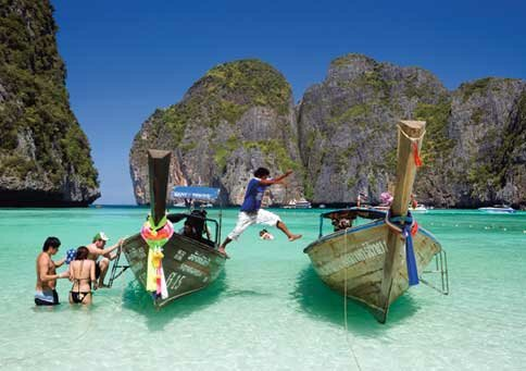 Thailand facts: beach