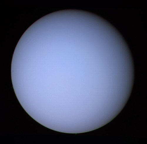 Uranus facts: Planet Uranus