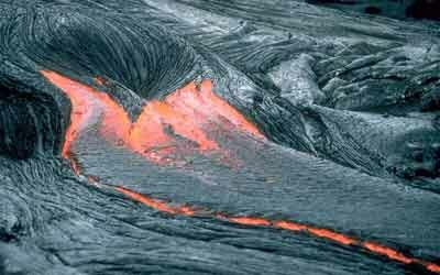Volcanoes facts: magma