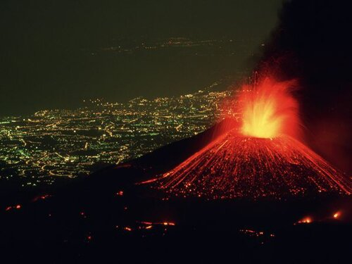 Volcanoes facts: mount etna