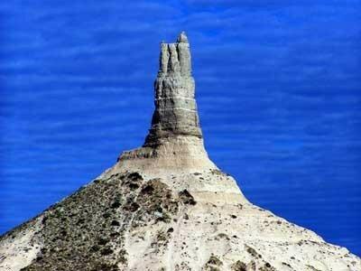 Nebraska facts: Nebraskas Chimney Rock