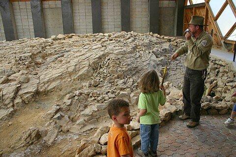 Nevada facts: Berlin-Ichthyosaur State Park