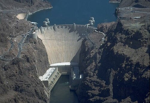 Nevada facts: Hoover Dam