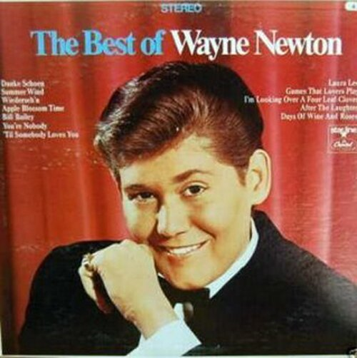 Nevada facts: Wayne Newton