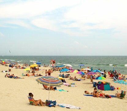 New Jersey facts : New Jersey Beach